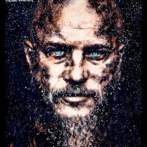 Ragnar Lodbrok (Vikings) Painting