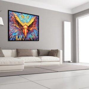 Eagle Eye Painting