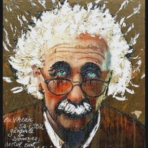 Albert Einstein 2020