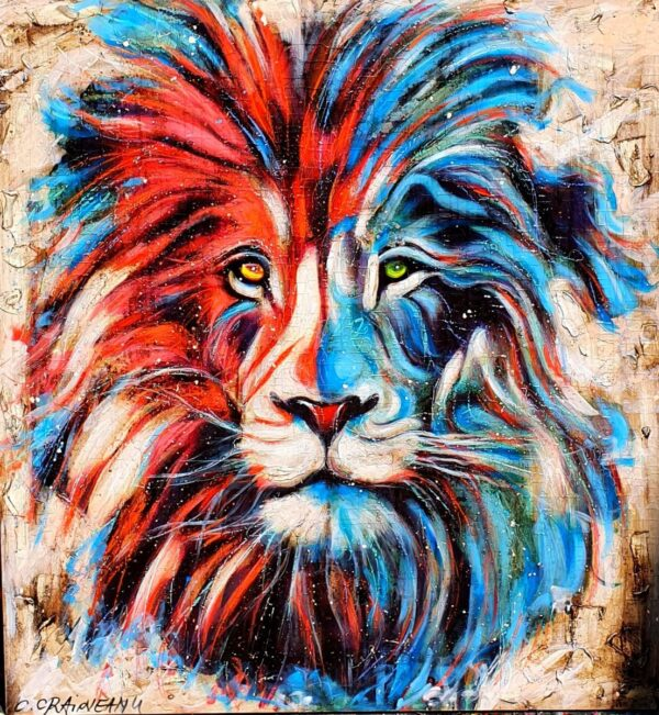 LION Painting 2020