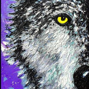 Wolf Painting 2020